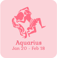 acquarius zodiac sign icon